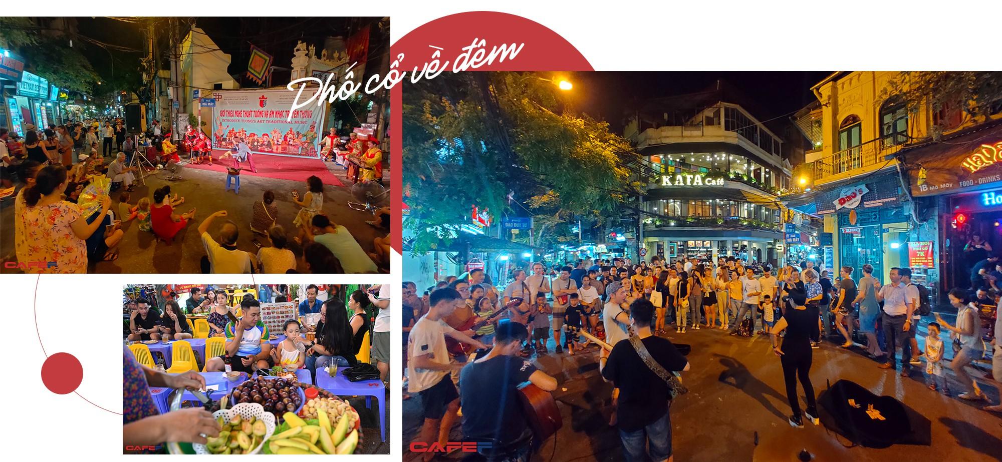 """Kinh tế về đêm nhìn từ """"chiến tranh bia"""" trên phố cổ Hà Nội - Ảnh 5."""