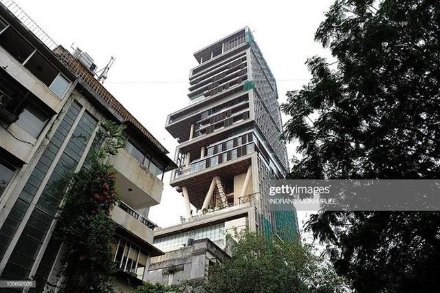 Đột nhập căn nhà tỷ USD của người giàu nhất châu Á - Ảnh 1.