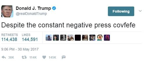 JPMorgan thành lập chỉ số theo dõi biến động của thị trường tài chính từ những dòng tweet của ông Trump - Ảnh 1.