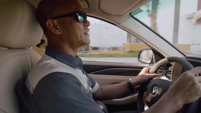 VinFast Lux trả lái chậm, nhiều xe được gọi tới đại lý để kiểm tra - Ảnh 2.
