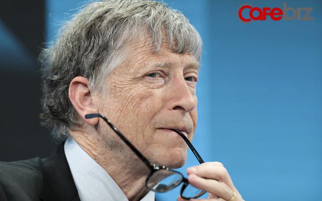 Tỷ phú Bill Gates: Để lại tài sản cho con cái là không tốt, vì chúng sẽ không có động lực để làm việc chăm chỉ! - Ảnh 1.