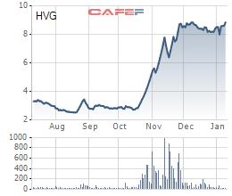 Thủy sản Hùng Vương đã bán xong 5 triệu cổ phiếu quỹ ở mức giá xấp xỉ 8.000 đồng/cp - Ảnh 1.