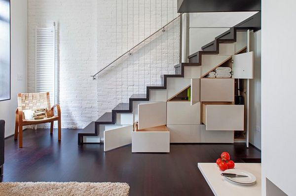 Thiết kế nội thất thông minh cho nhà vô cùng độc đáo và tiện lợi - Ảnh 4.