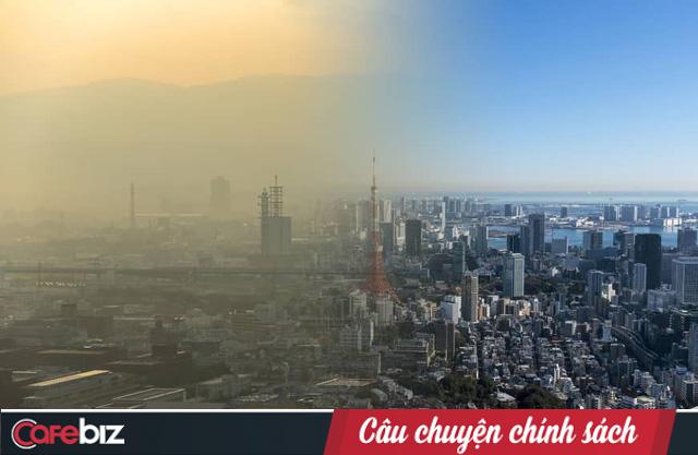 Từng lọt top quốc gia ô nhiễm khi tăng trưởng GDP cao như Việt Nam, Nhật Bản lập tức sửa chính sách quốc gia từ ưu tiên CÔNG NGHIỆP sang ưu tiên SỨC KHỎE NGƯỜI DÂN - Ảnh 4.