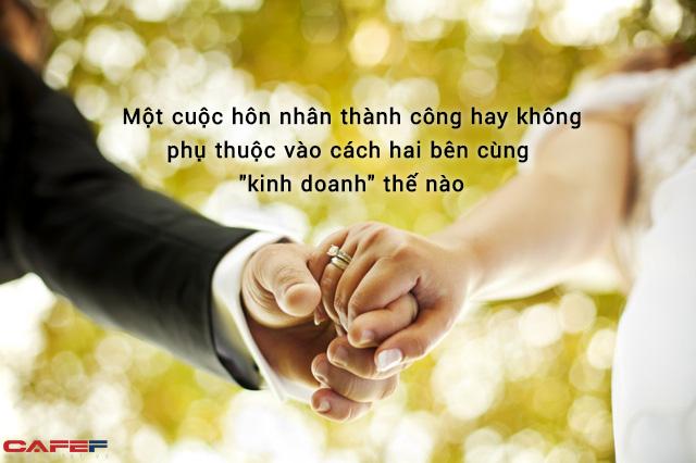 Mùng 3 Tết - Hôn nhân là một cuộc kinh doanh, kỹ năng quản lý của ai càng giỏi thì người đó càng thu hoạch nhiều lợi nhuận - Ảnh 1.