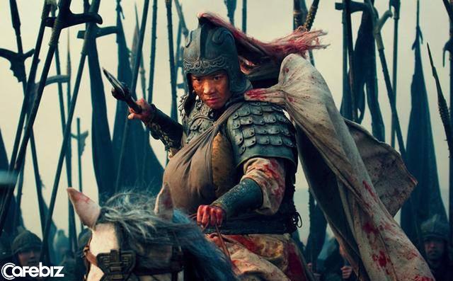 Đệ nhất dũng tướng thời kì Tam Quốc, 25 lần chinh chiến giết được 21 tướng của địch, cả đời chinh chiến chưa từng bị thương  - Ảnh 1.