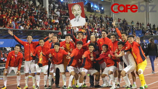 Ông Park Hang-seo từng nói: Không thể thành công hay tạo ra thay đổi nếu chỉ có một mình - Ảnh 1.