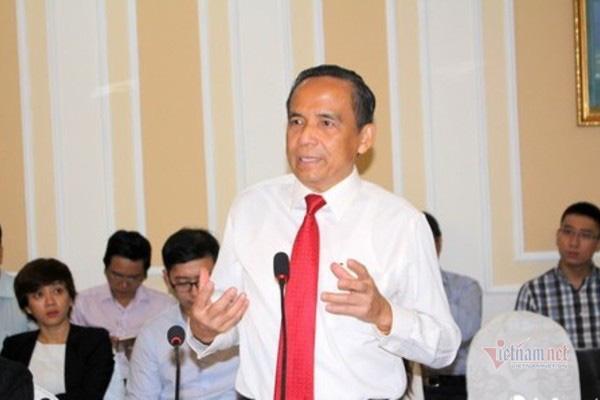 Ông Lê Hoàng Châu: Khó khăn của thị trường BĐS TP.HCM chỉ có tính nhất thời - Ảnh 1.