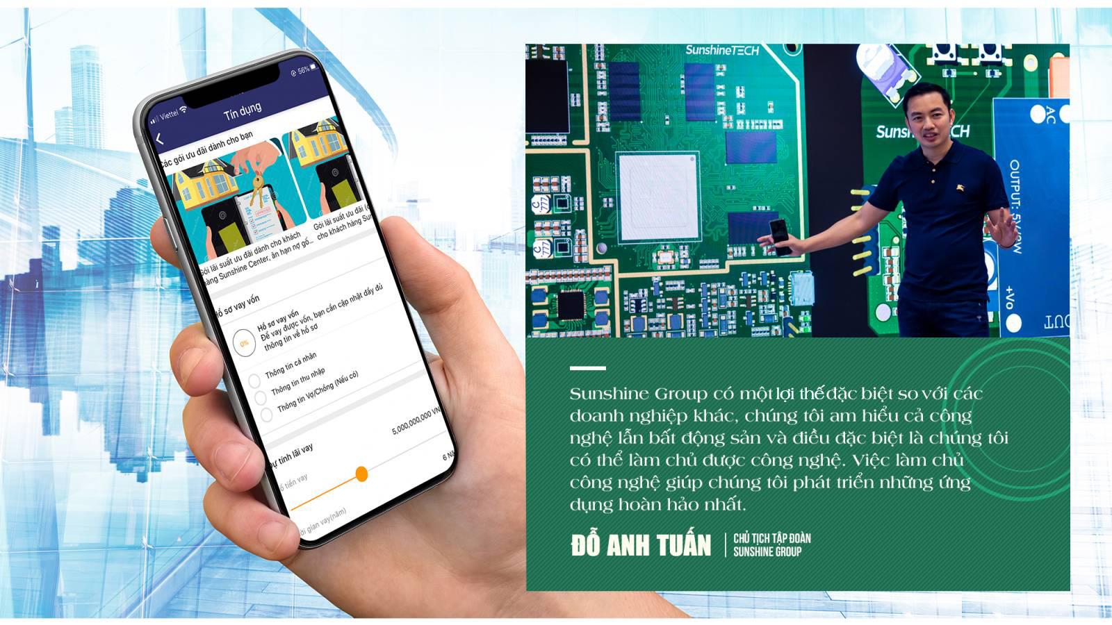 """""""Cha đẻ"""" siêu ứng dụng Sunshine App – ĐỖ ANH TUẤN: """"Làm chủ công nghệ, chúng tôi đưa bất động sản Việt chạm đến khát vọng lớn"""" - Ảnh 7."""