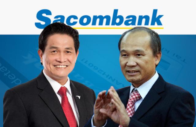 Sếp ngân hàng tuổi Tý: Duyên nợ với Sacombank của ông Đặng Văn Thành, Dương Công Minh - Ảnh 1.