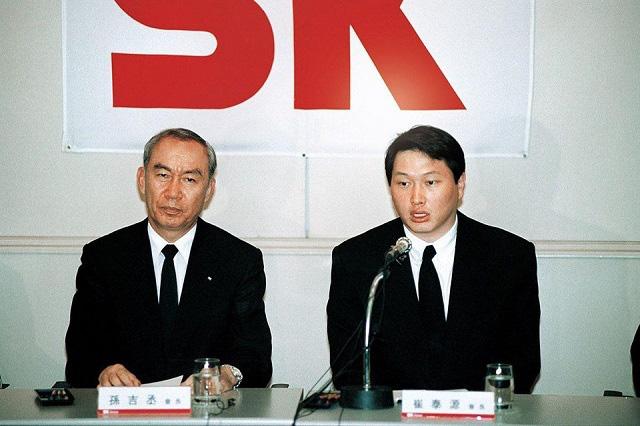 Chủ tịch SK Group: Lắm tài nhiều tật - Ảnh 1.