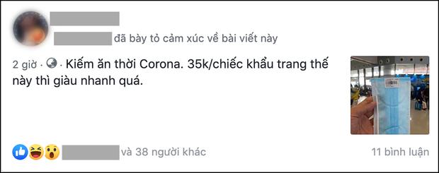 Virus corona diễn biến phức tạp, xuất hiện khẩu trang y tế bán giá... 35 ngàn đồng ở sân bay khiến dân tình xôn xao - Ảnh 3.