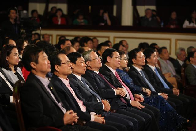 Vang mãi giai điệu Tổ Quốc 2020: Dâng Đảng những cung đàn mùa xuân - Ảnh 1.