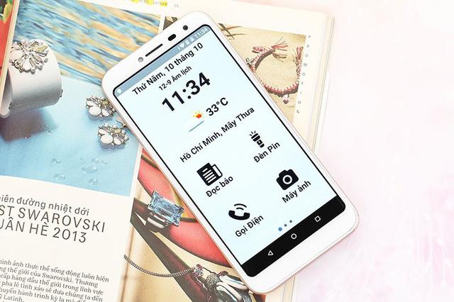 Soi 10 điện thoại rẻ nhất Việt Nam năm 2020, trong đó đến 2 mẫu smartphone của tỷ phú Phạm Nhật Vượng - Ảnh 7.