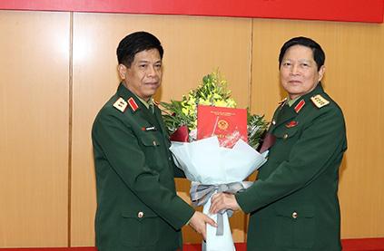 5 tướng lĩnh quân đội nhận nhiệm vụ mới - Ảnh 3.