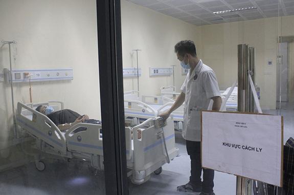 Diễn biến dịch virus corona: Ca thứ 6 nhiễm bệnh ở Việt Nam - Ảnh 1.