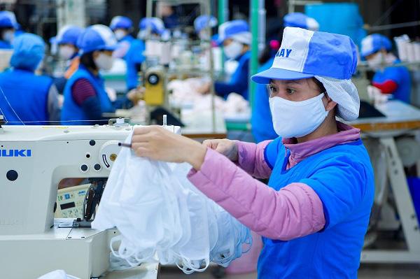 Trước thông tin nổ về tình năng kháng khuẩn của khẩu trang vải, đây là câu trả lời của Tổng giám đốc Vinatex - Ảnh 3.