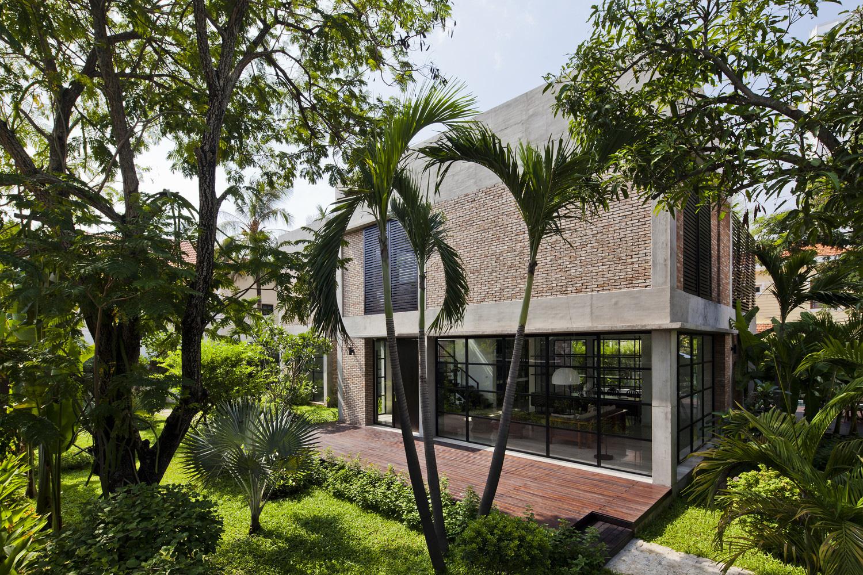 Bên trong biệt thự vạn người mê ở ngoại ô Sài Gòn - Ảnh 2.