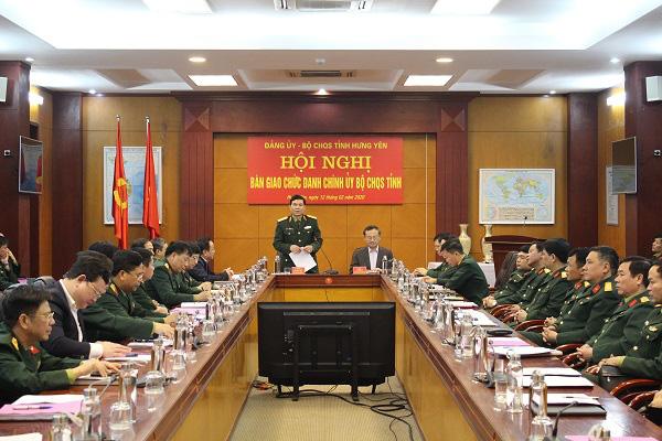 Điều động, bổ nhiệm nhân sự 2 Quân khu - Ảnh 4.