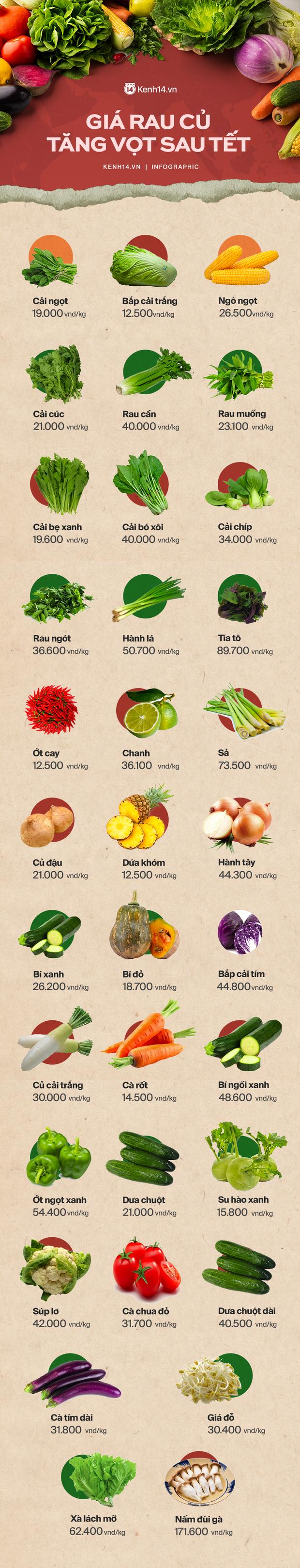 Cập nhật giá rau tăng vọt sau Tết, người Hà Nội đổ xô đi mua thực phẩm dự trữ giữa nạn dịch virus Corona - Ảnh 15.