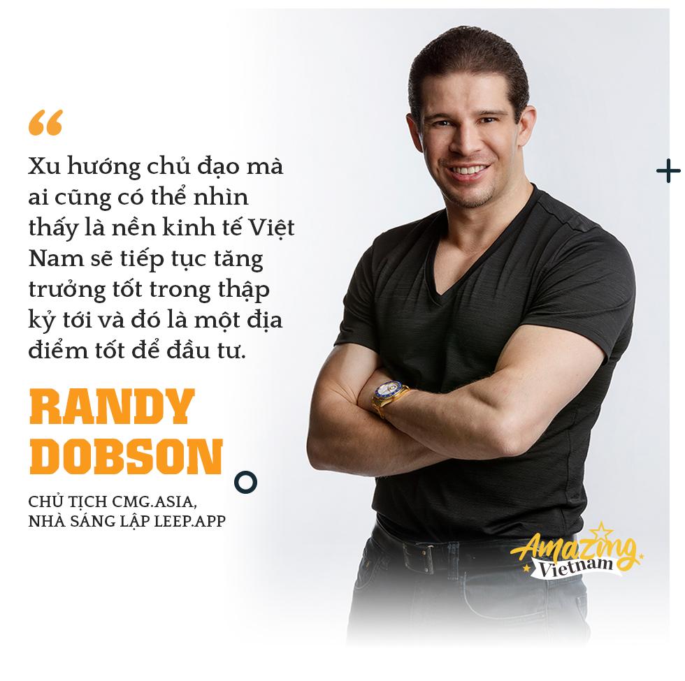 Chủ tịch CMG.ASIA Randy Dobson: Việt Nam là một thị trường tuyệt vời, nhưng cũng rất phức tạp! - Ảnh 2.