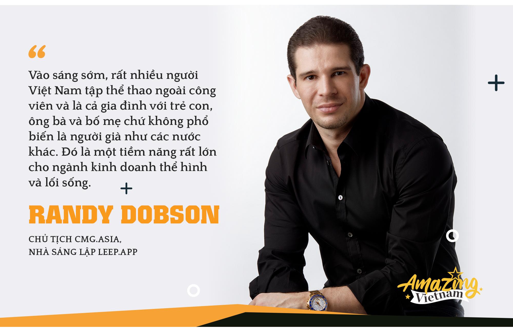 Chủ tịch CMG.ASIA Randy Dobson: Việt Nam là một thị trường tuyệt vời, nhưng cũng rất phức tạp! - Ảnh 4.
