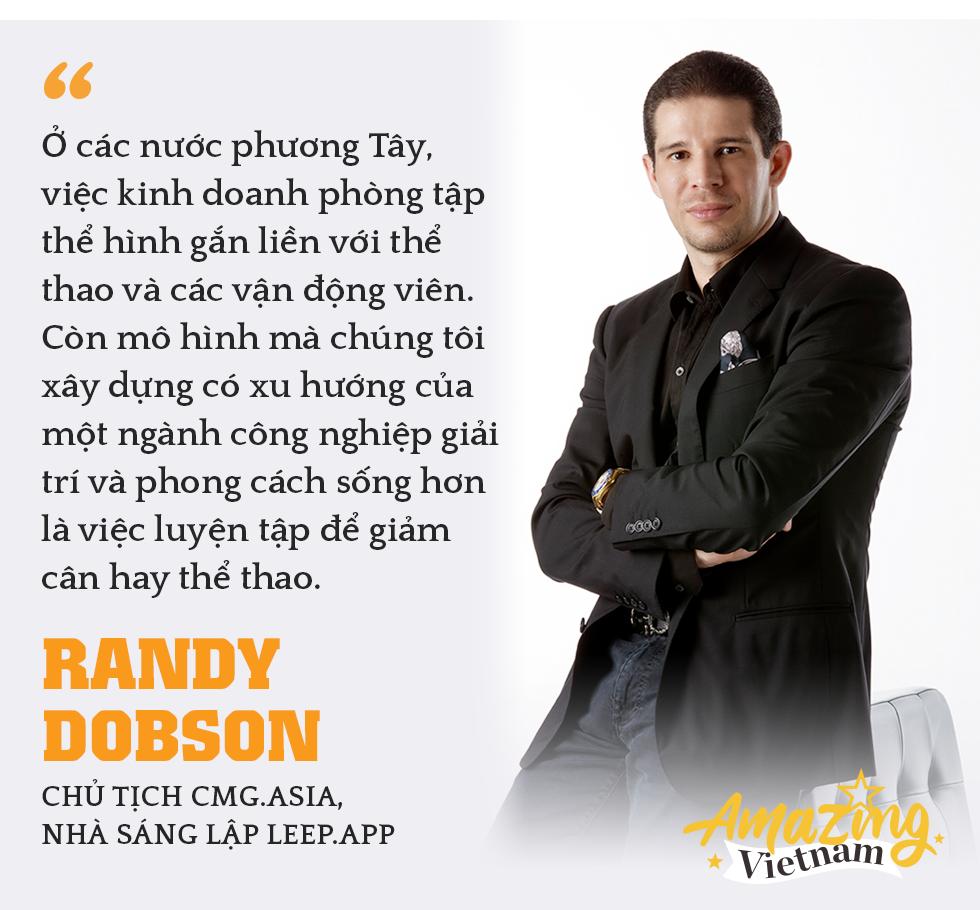 Chủ tịch CMG.ASIA Randy Dobson: Việt Nam là một thị trường tuyệt vời, nhưng cũng rất phức tạp! - Ảnh 6.