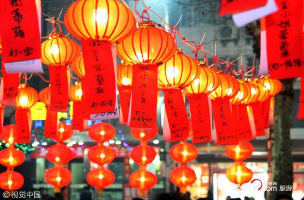 Tết Nguyên Tiêu: Lễ tình nhân của người Trung Quốc và những điển tích kỳ lạ về các cô gái hiền đức ít người biết đến - Ảnh 1.