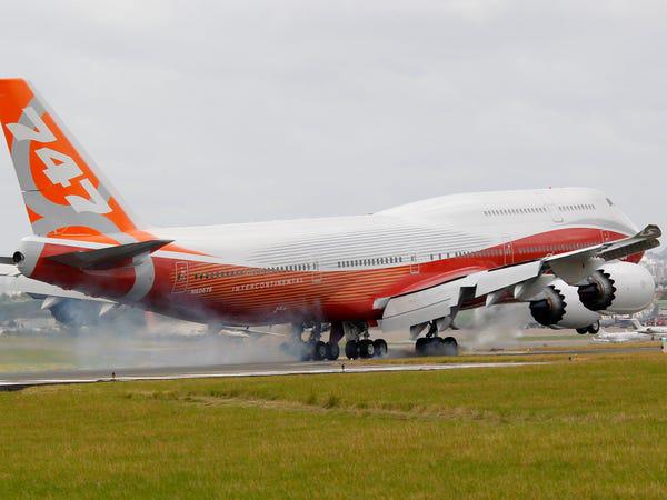 Tạm biệt, Boeing 747 - Ảnh 6.