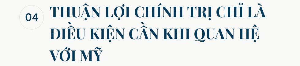 """Đại sứ Phạm Quang Vinh: Đằng sau thông tin Việt Nam được """"mời vào Bộ tứ kim cương mở rộng"""" và câu chuyện thay đổi chuỗi cung ứng toàn cầu - Ảnh 10."""