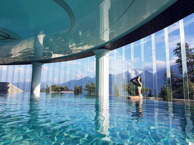 4 khách sạn 5 sao ở Sapa có view đẹp nghẹt thở: Tận hưởng dịch vụ đẳng cấp thế giới giữa không gian núi rừng Tây Bắc - Ảnh 1.