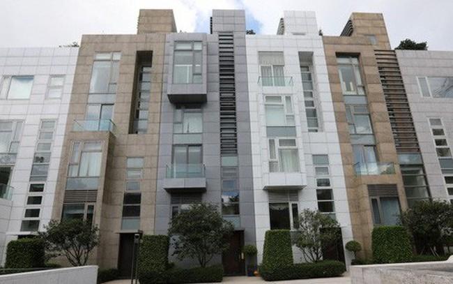 Lô 5 nhà liền kề xa xỉ giá gần 300 triệu USD ở Hồng Kông
