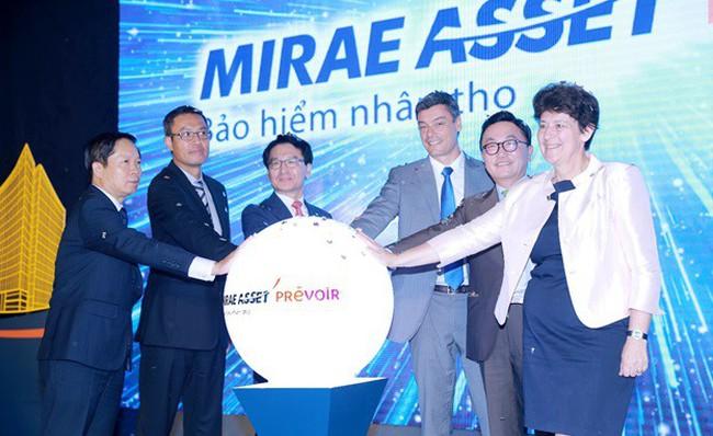 Công bố thương hiệu mới Bảo hiểm Nhân thọ Mirae Asset Prévoir