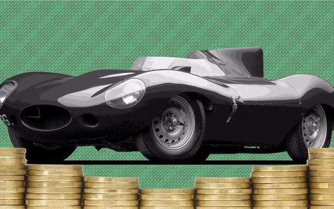 10 chiếc xe đắt đỏ nhất từng lên sàn đấu giá: Chủ yếu là Ferrari