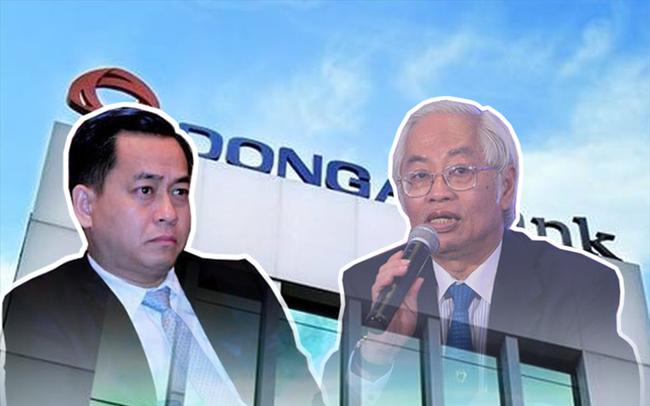 """Infographic: Vũ """"Nhôm"""" đã bắt tay với Trần Phương Bình rút tiền từ ngân hàng Đông Á thế nào?"""