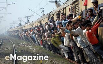 Những chuyến tàu tử thần ở quốc gia 1,2 tỷ dân