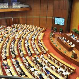 Kỳ họp thứ 5 Quốc hội khóa XIV