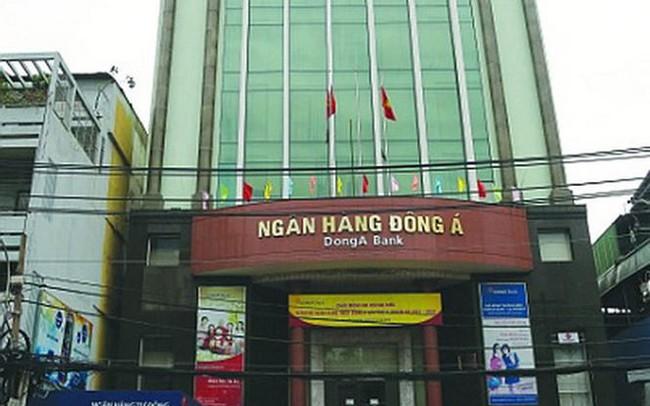 Dàn lãnh đạo Ngân hàng Đông Á gây thiệt hại gần 3.500 tỷ đồng