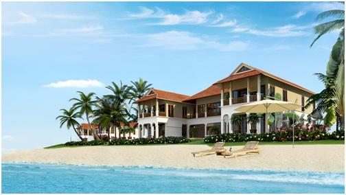 085diamon Tổng quan và quy mô khu biệt thự Furama Villas