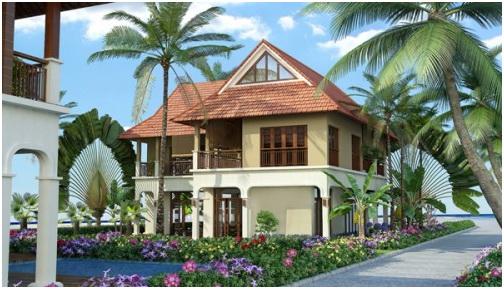 pearl Tổng quan và quy mô khu biệt thự Furama Villas