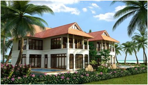 saphhie Tổng quan và quy mô khu biệt thự Furama Villas