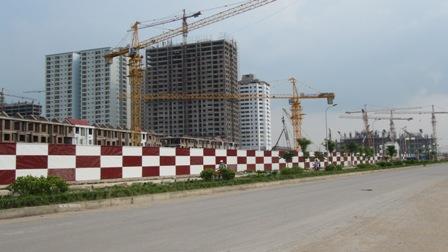 Khu đô thị mới Văn Khê (3)
