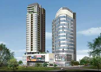 duan1 Tổng quan và quy mô khu phức hợp Indochina Riverside Towers
