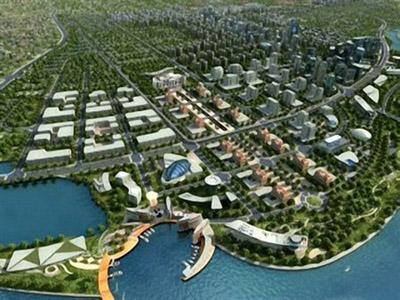 Khu đô thị, công nghiệp và dịch vụ VSIP Hải Phòng (1)