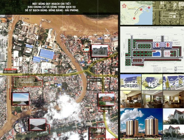 bd97bd Tổng quan và quy mô chung cư 97 Bạch Đằng