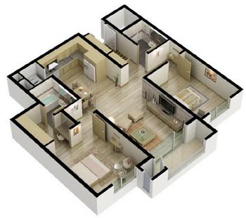 Tổ hợp chung cư cao cấp Daewoo - Cleve (8)