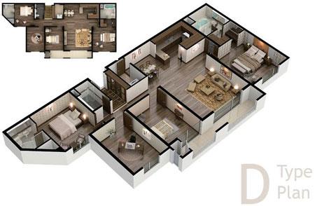 Tổ hợp chung cư cao cấp Daewoo - Cleve (9)