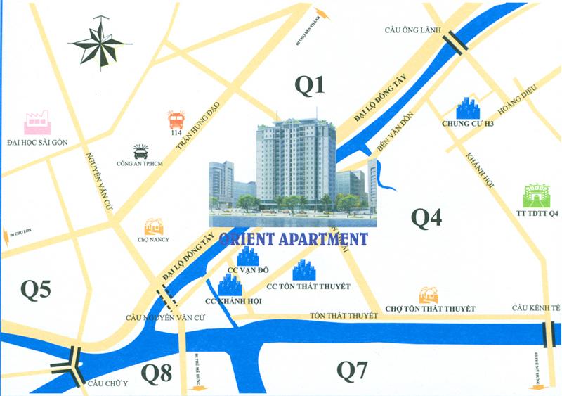 Chung cư cao cấp Orient Apartment (2)