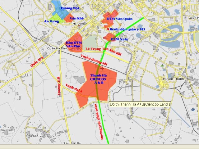 Khu đô thị Thanh Hà B (2)