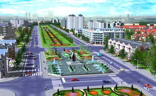 Khu đô thị Thanh Hà B (1)